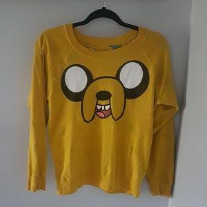 🍑 Adventure Time Jake Long Sleeve